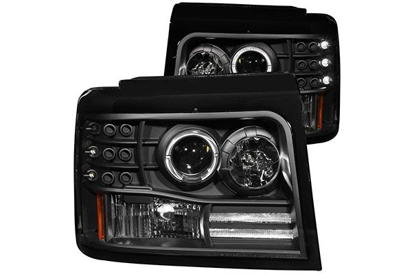 Aftermarket Headlights - particularly HIDs / projectors on an OBS. Preferences? - PowerStrokeArmy