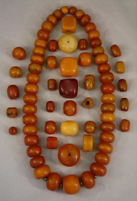 Gallery of Trade Beads African Slave Beads African Currency