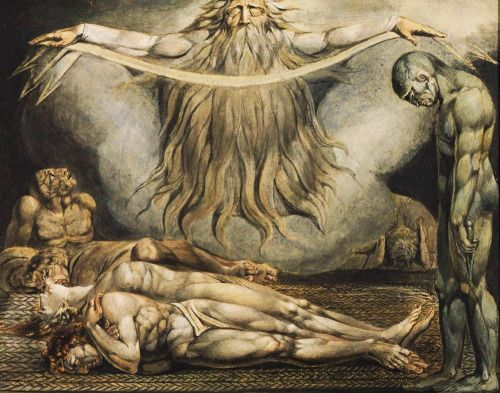 William Blake (1757-1827) The House of Death