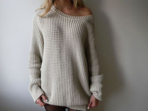 sweaters! im ready for winter!
