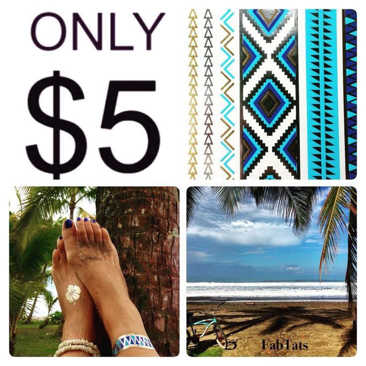 Hurry up for the great deal of the day! For the next 24 hours Get MIA FabTats Temporary Jewelry Tattoos for only US$5,- at shop.fabtats.com Offer expires tomorrow morning at 8am CST. Use code #MIA #fabtats #temporary #temporarytattoo #gold #turquoise #turquoisejewelry #azul #azzurro #gioielli #tatuaggi #tatuaje #taty #deal #dealoftheday #offer #offerte #sconti #discount #hot #aanbieding
