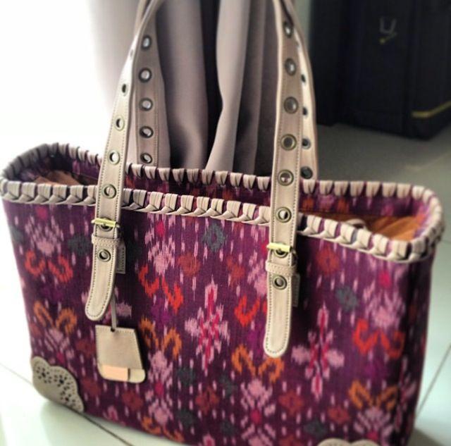 My Matahari tote bag from Pribumi
