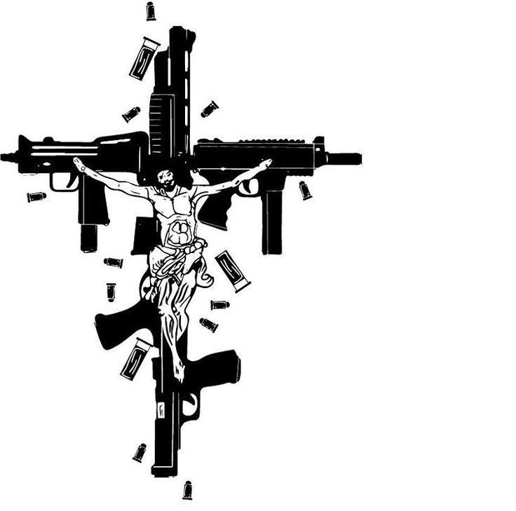 5 отметок «Нравится», 2 комментариев — AKUMA SENPAI (@akumasenpaiofficial) в Instagram: «#наклейки #рисунок #арт #sticker #stickers #art #streetart #akumasenpaiofficial #weapon #jesus…»