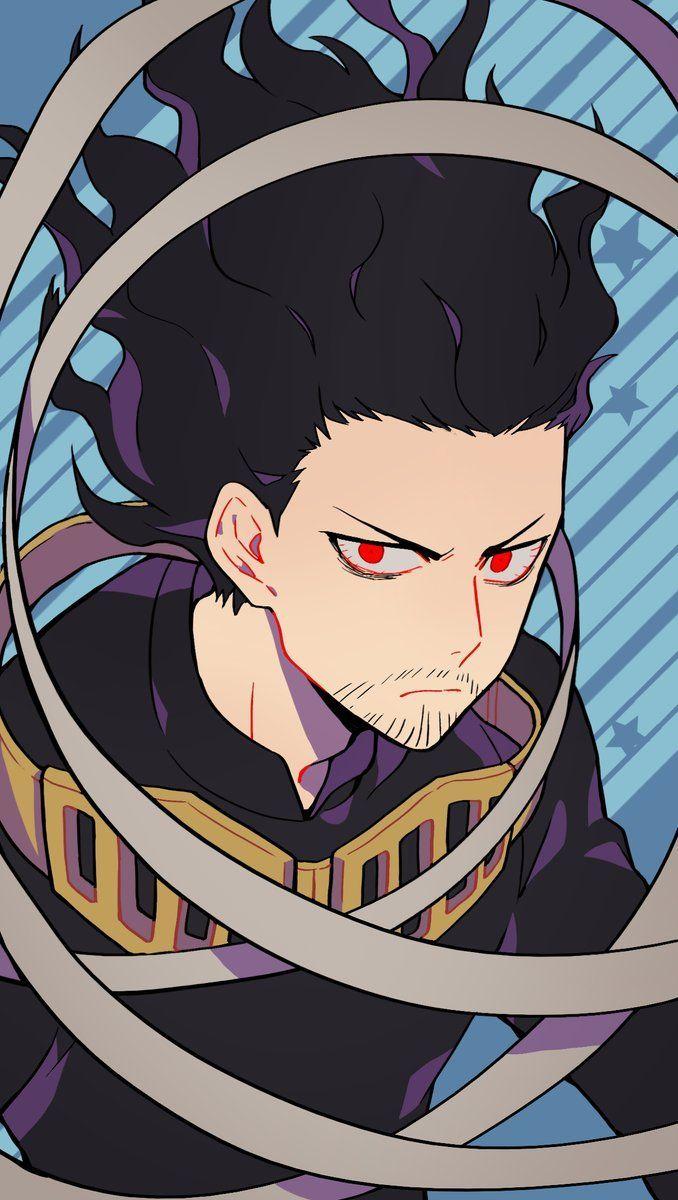 aizawa mha (con imágenes) Personajes de anime