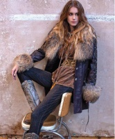 Fur and western wear............luv