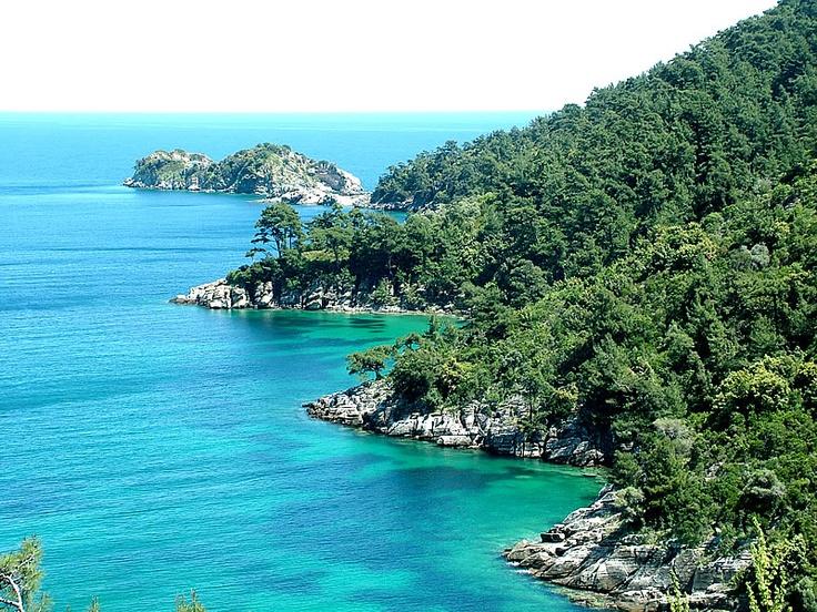 Thasso's coast