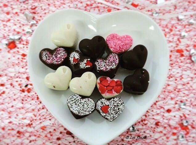 Süße Verführung Zum Valentinstag