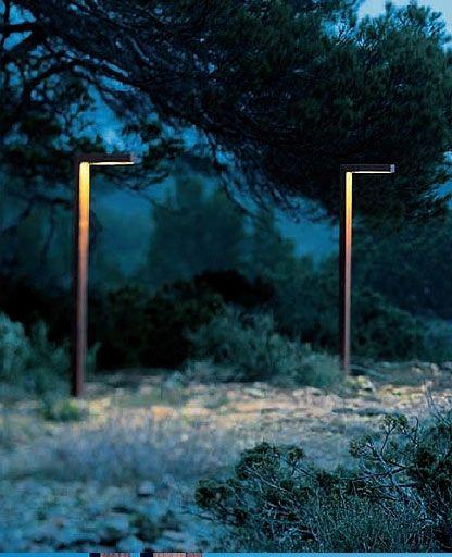 45 Adjustable Fluorescent P outdoor light #modern #outdoorlighting