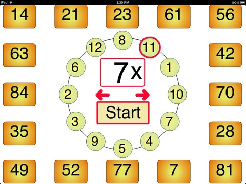 85 best images about multiplication apps on pinterest for 12x table song