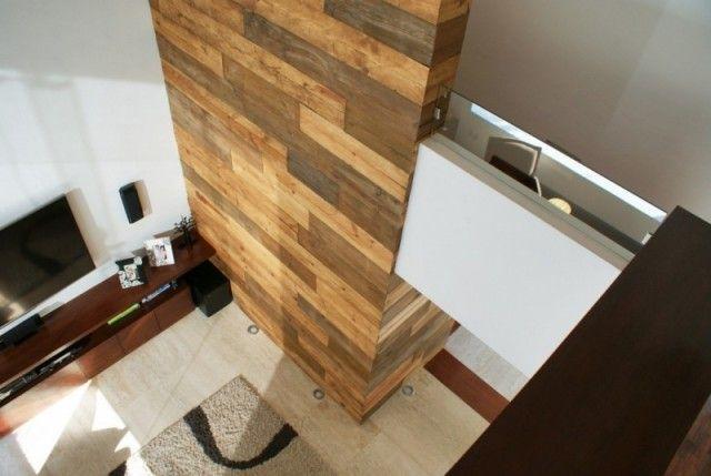 revêtement-mural-bois-grange-salon-desing-moderne