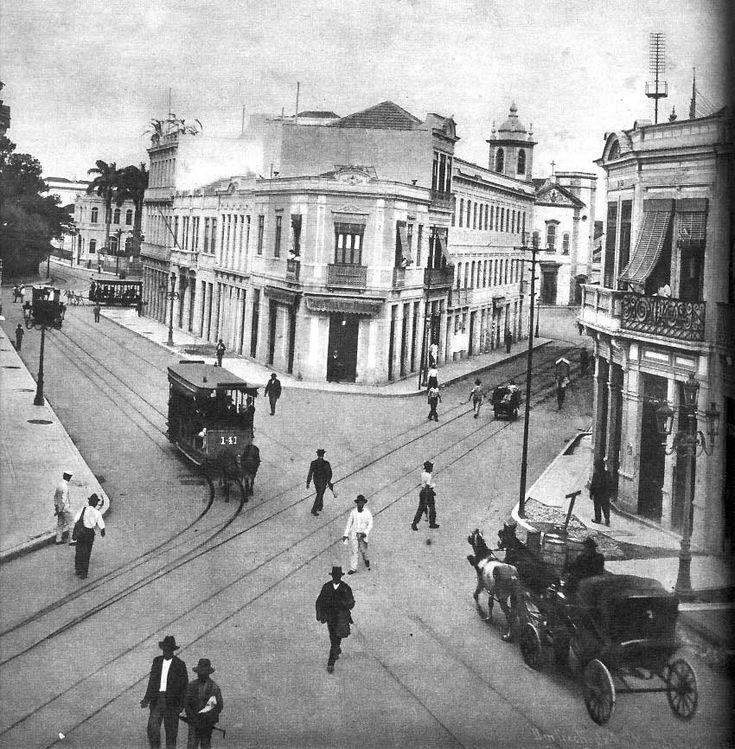 Lapa São Paulo 1903