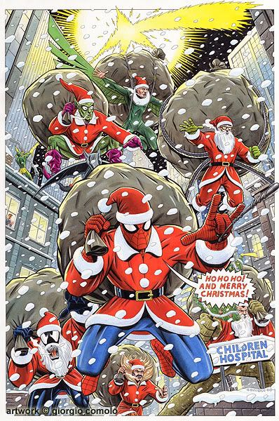 Spiderman Christmas.Spider Man Christmas Images Reverse Search