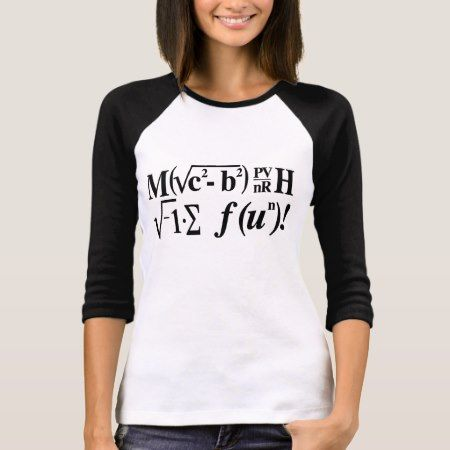 Math is Fun! T-Shirt - click to get yours right now!