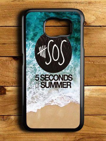 5sos Five Second Of Summer Samsung Galaxy S6 Case