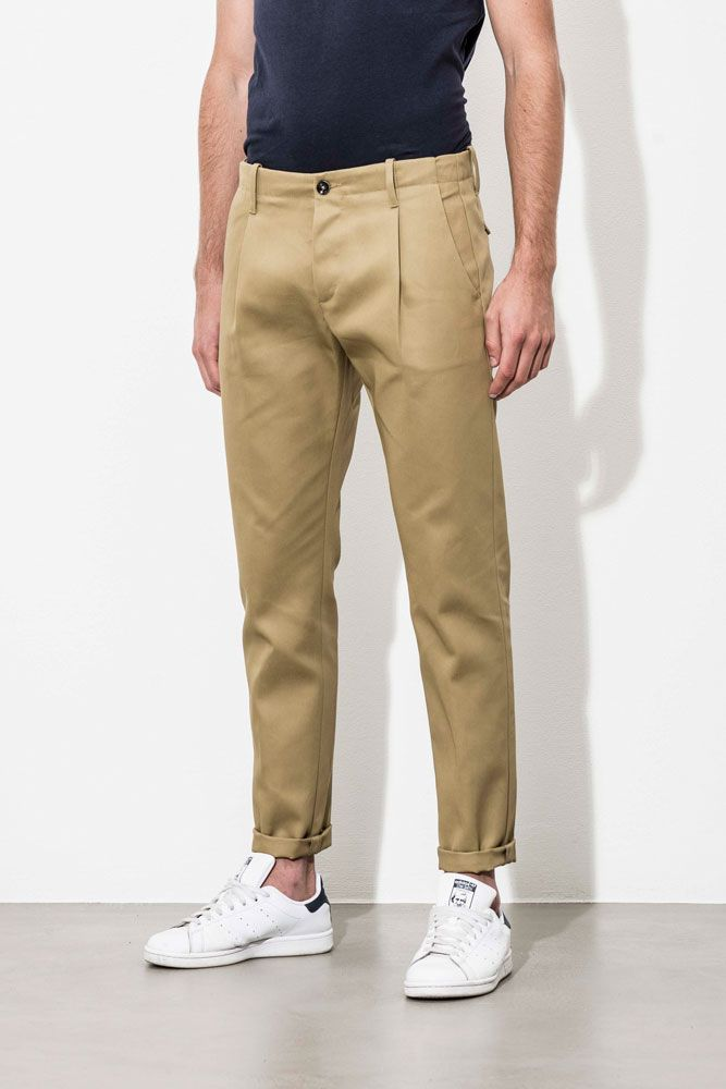 FOLD MAN CHINO WITH PENCE