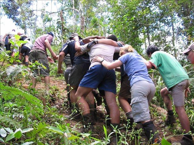Kokoda Track Waking Experience
