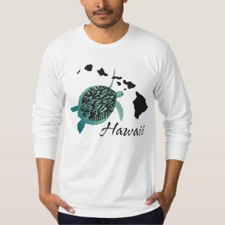 Hawaii Green Sea Turtle T-Shirt - tap, personalize, buy right now!