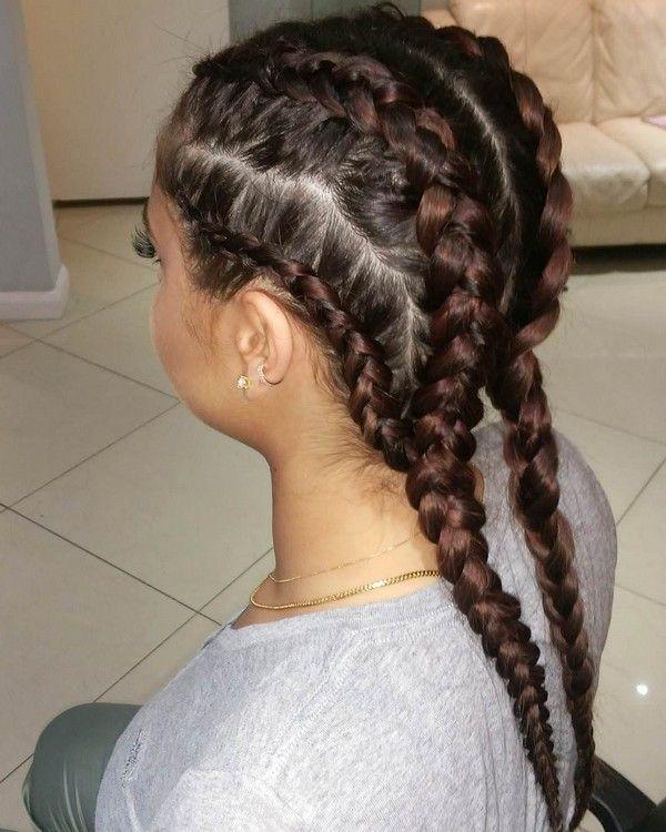 goddess braids hairstyles