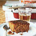 Cake à la marmelade de nigella lawson