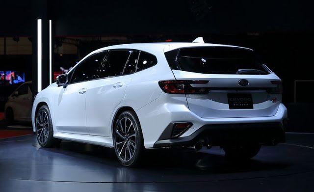 Subaru Levorg Sti Sport Is The Wrx Sti Wagon We Re Wishing For In 2020 Subaru Levorg Wrx Subaru