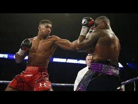 Anthony Joshua all knockouts 17-0 (HD) - IBOtube