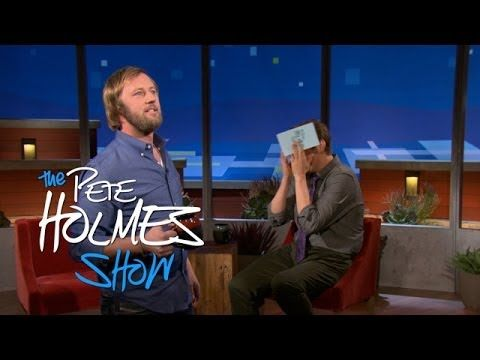 "▶ Rory Scovel Shames ""Day Moon""  The Pete Holmes Show"