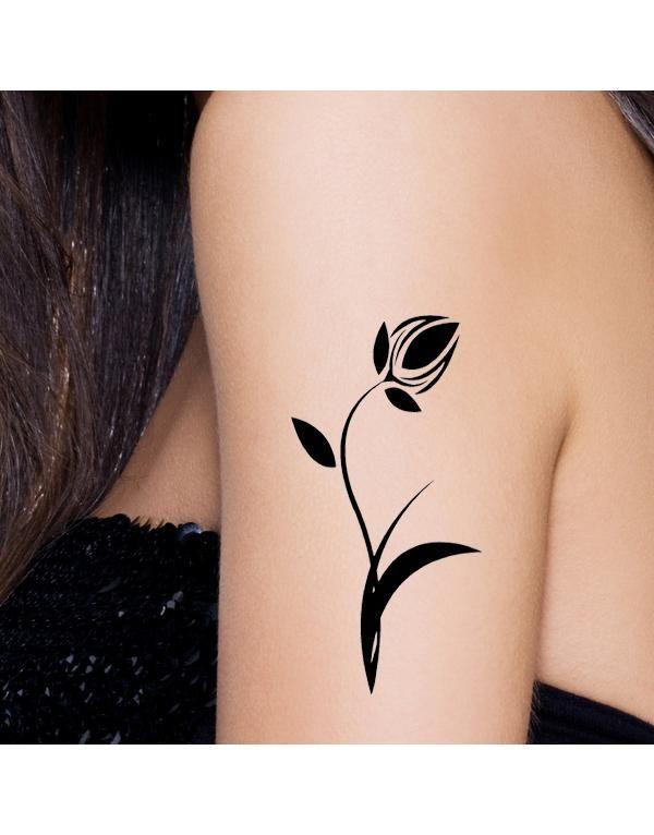 Transfers Tribal Temporary Tattoos Celtic Triangle On Pinterest Tattoos Pinterest