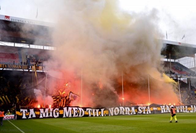 AIK Solna - IFK Göteborg