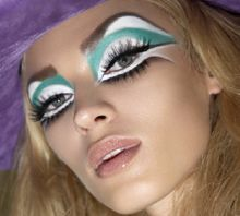 fashion john galliano makeup | Labeled: Dior , John Galliano , make-up