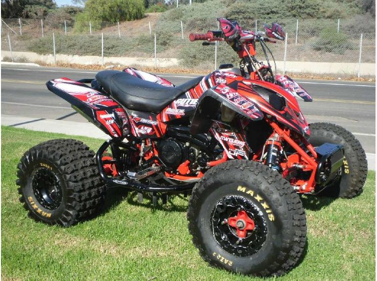 Sport Four Wheelers : Best images about polaris predator on pinterest