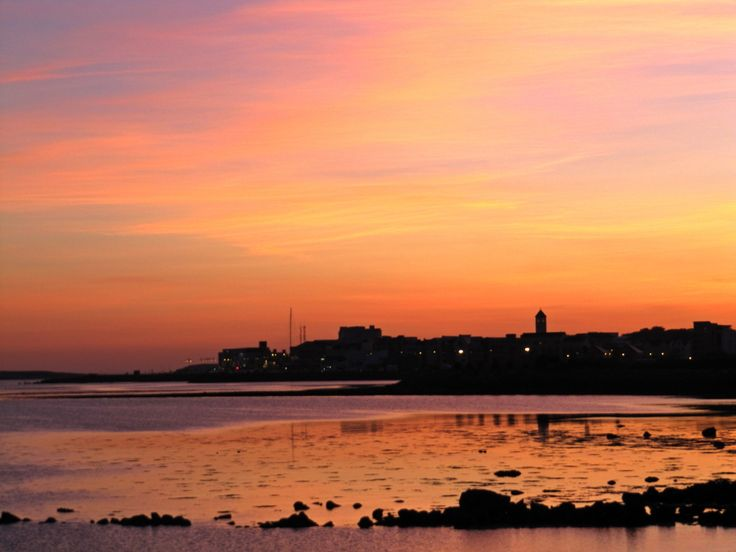 Sunset at Salthill, Galway. #photographs #landscapephotographs #irishphotographs #landscape #daily #dailyphotographs