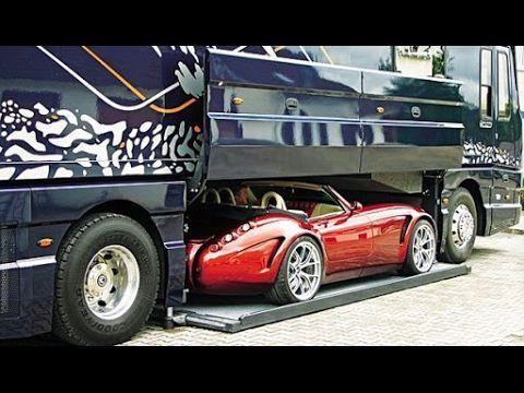 Inovasi..!! Kompilasi Bus Mewah dan Canggih
