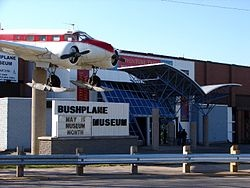 Canadian Bushplane Heritage Centre - Wikipedia, the free encyclopedia