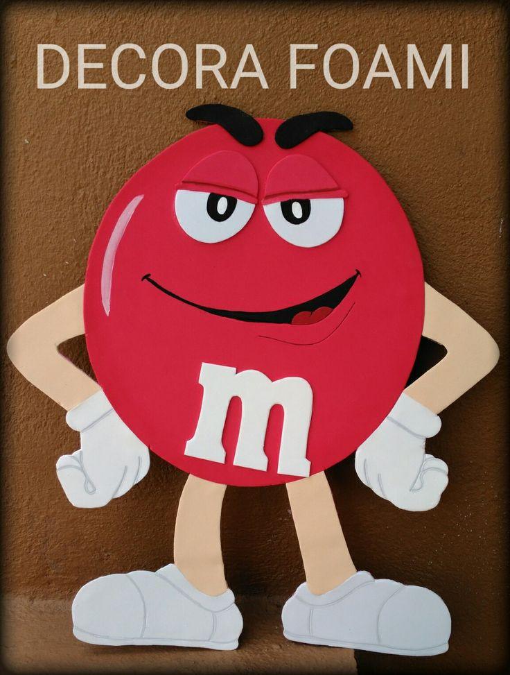 M&M foami