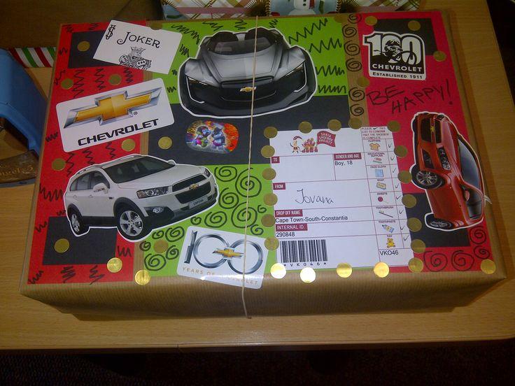 2013 box for a boy