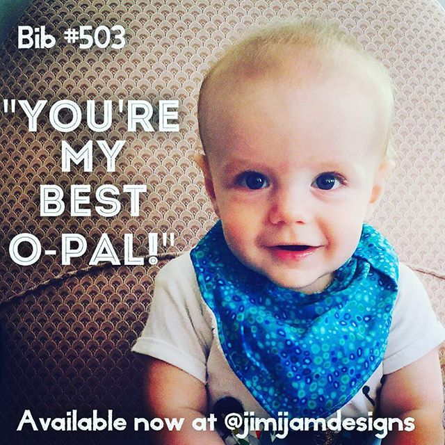 Buy individual handmade made-to-order bibs for only $7! Check out our Etsy store- link in bio  #friends #unisex #bibs #bib #baby #opal #aussiebaby #bandana #bandanabib #giftideas #babyshower #newmums #teething #dribblebib #babyfashion #microfashion #babystyle #handmade #madebymom #madebymum #clickinmoms #vsco_mom #instamom #custom #madetoorder