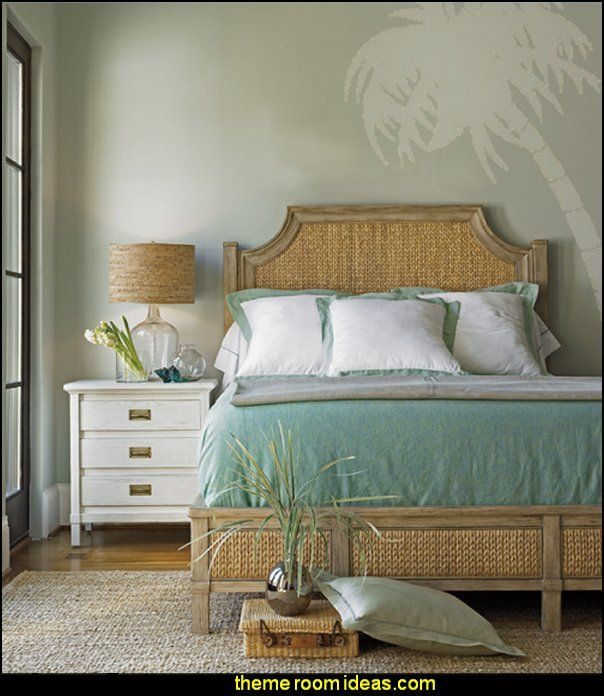 Beach Bedroom Decor Part - 36: Bedroom Excellent 49 Beautiful Beach And Sea Themed Bedroom Designs  Digsdigs Pertaining To Beach Theme Bedroom Furniture Modern Customized  Headboard ...