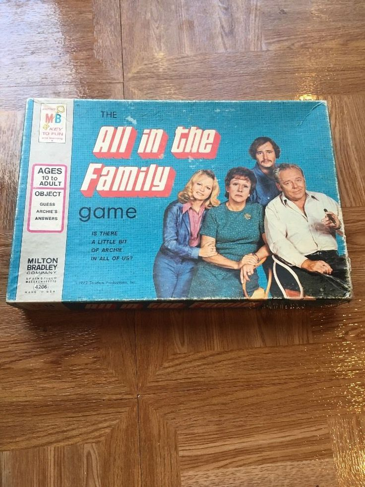 Pin on All In The Family