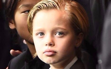 La hija de Brad Pitt y Angelina Jolie cambiará su género