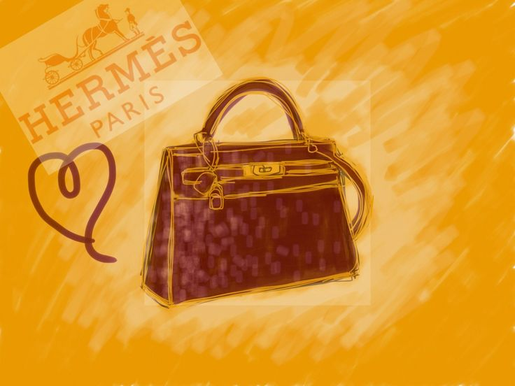 my hermes kelly bag for exquismoi.wordpress.com