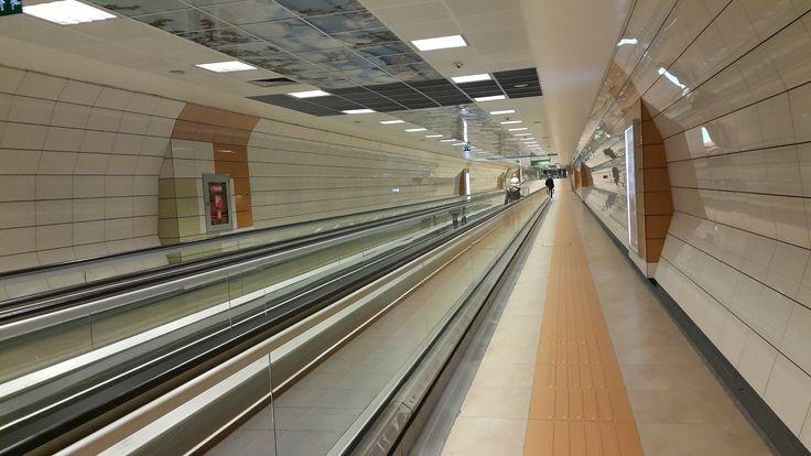 metro by Gülendam  on 500px #fotograf #istanbul #metro #note4 #photo_storee #photo_turkey #photobox #photography #türkiye #city #cityscape #samsung #şehir