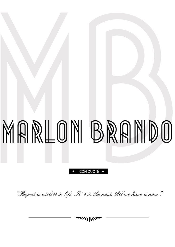 Marlon Brando Quote