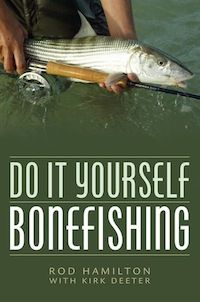 Giving away ten Do It Yourself Bonefishing books
