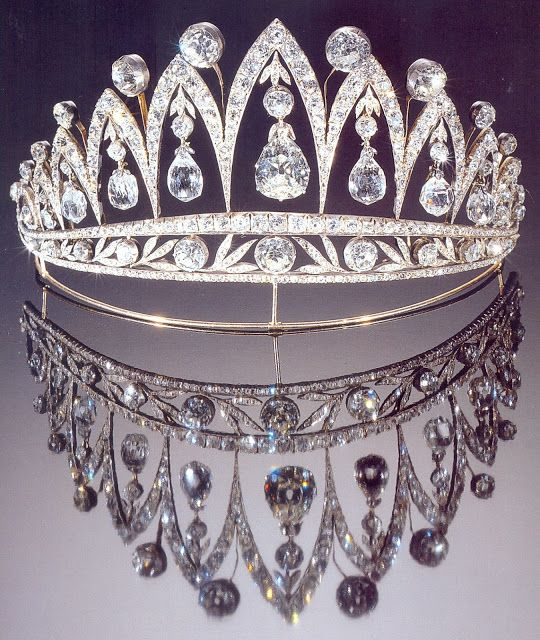 Faberge Diamond Tiara                                                                                                                                                                                 More