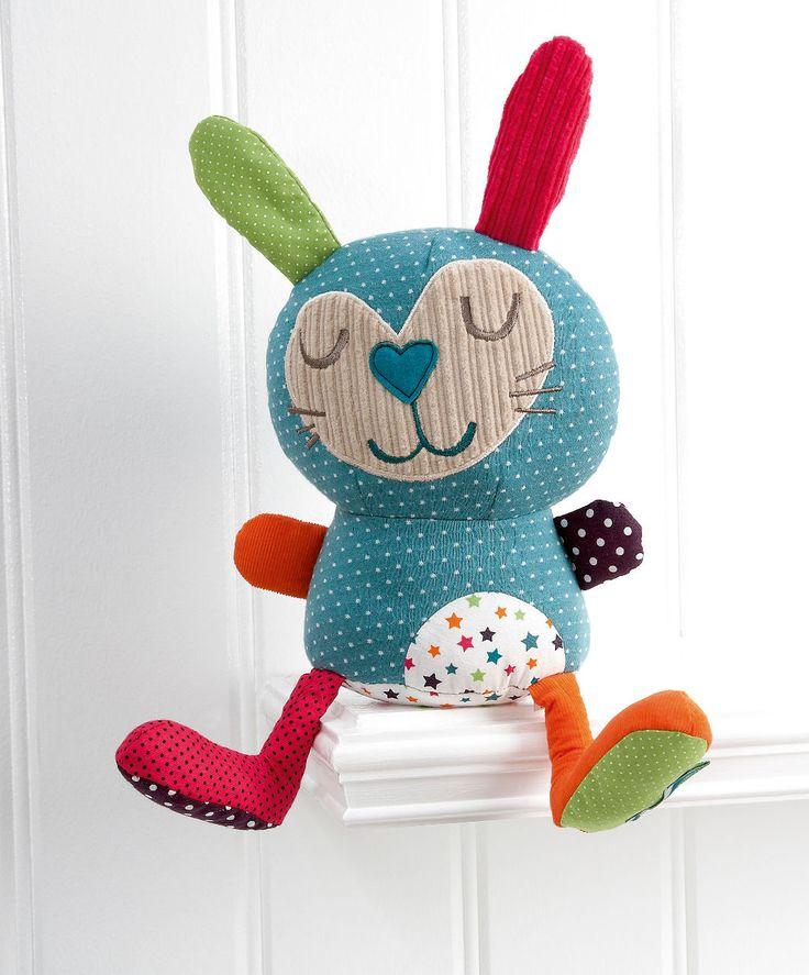 Timbuktales - Rabbit Soft Toy - Soft Toys - Mamas Papas