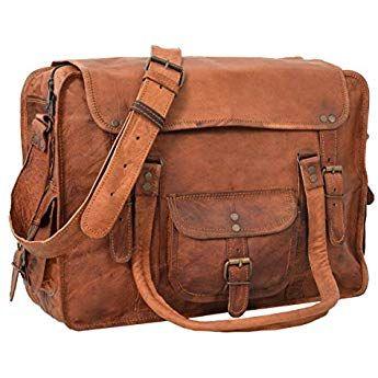 8ab5866ba Gusti Leder nature Bolsa de viaje, marrón (marrón) - R40bn-2   가방 ...