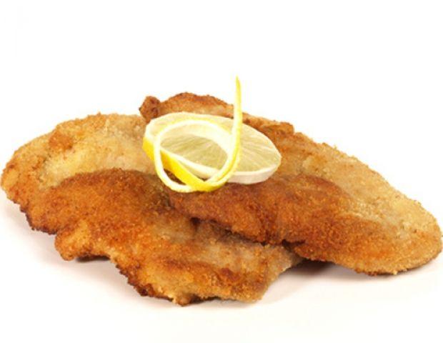 Wiener Hühnerschnitzel mit Petersilkartoffeln