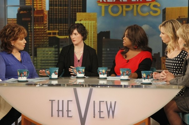 Limbaugh's target takes her own shots at his 'apology' on 'The View'