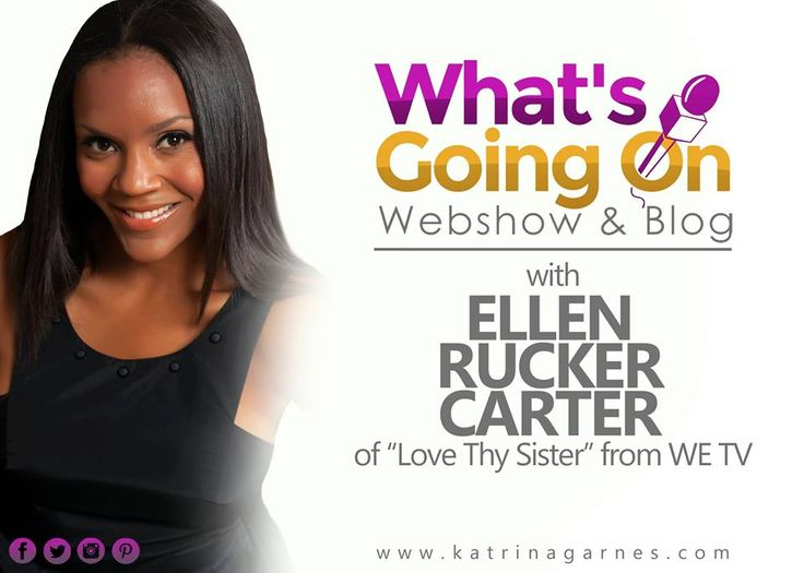 What's Going On with Ellen Rucker Carter