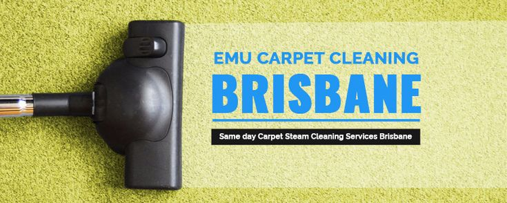 EMU Cleaning Services Brisbane provides affordable same day carpet steam cleaning services in Brisbane.